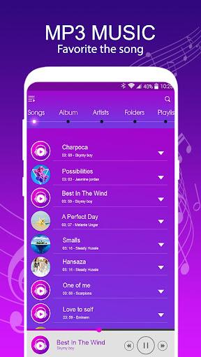 Music player, mp3 player 1.1.1 screenshots 10