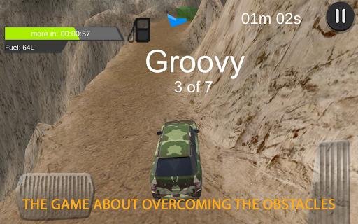 Offroad 4x4: Jeep Sim