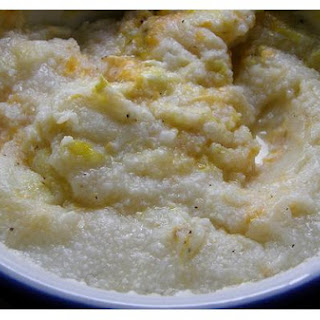 Grits With Cheese.