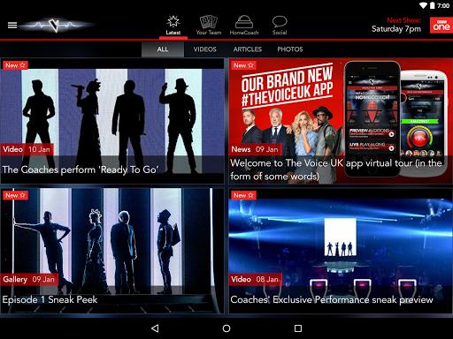 The Voice UK screenshot 1