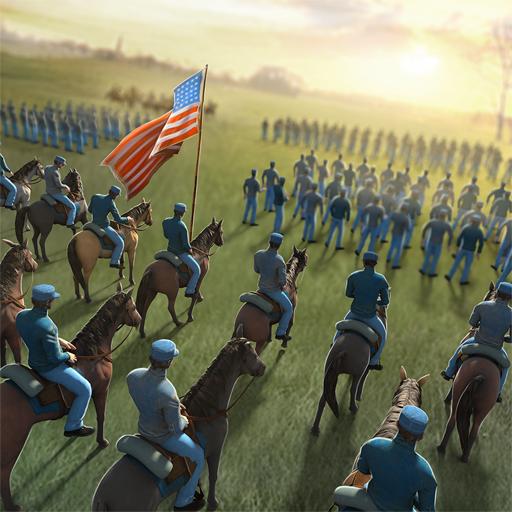 Guerra e Paz: MMO de Estratégia, Batalha e Açao