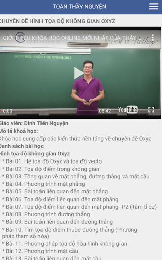 Toán Thầy Nguyện screenshot 6