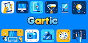 Gartic Hry (APK) na stiahnutie zadarmo pre Android/PC/Windows screenshot