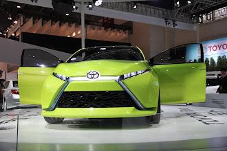 Photo: Toyota Dear Qin (hatchback)
