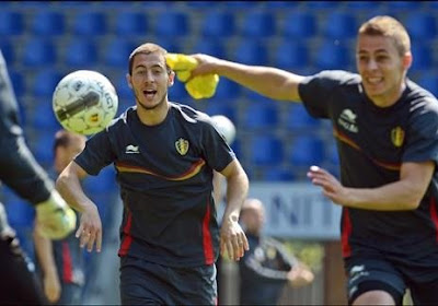 L'AFC Tubize toujours fier des Hazard