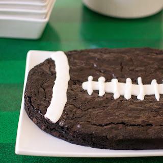 Football Brownie