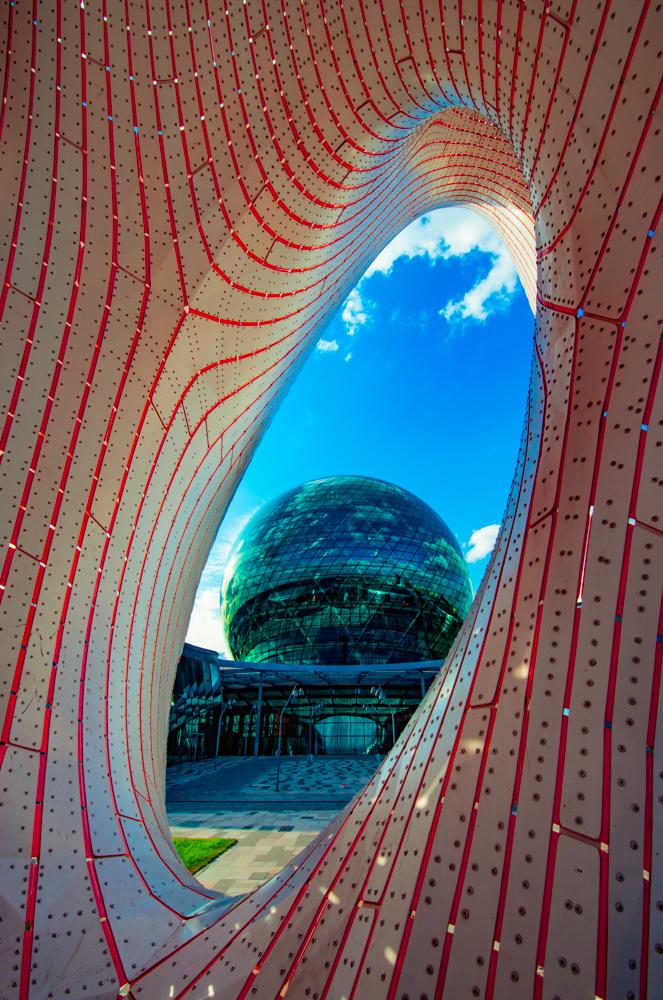 La sfera! di Alduccio