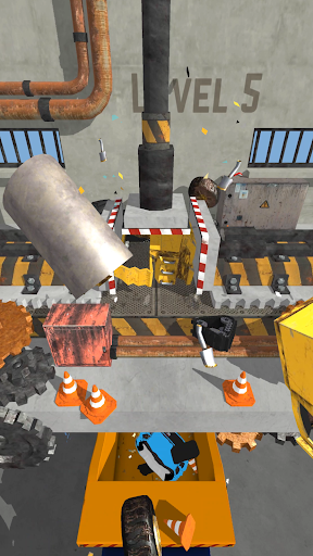Car Crusher  captures d'écran 2