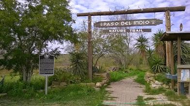 Photo: Paso del Indio entrance
