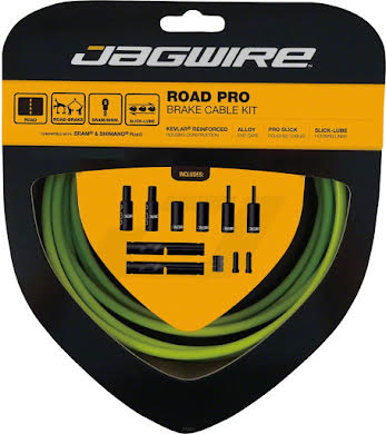 Jagwire Pro Polished Brake Cable Kit Road SRAM/Shimano alternate image 3