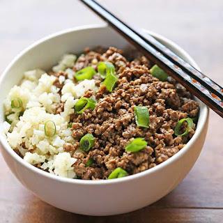 Korean Ground Beef Recipe
