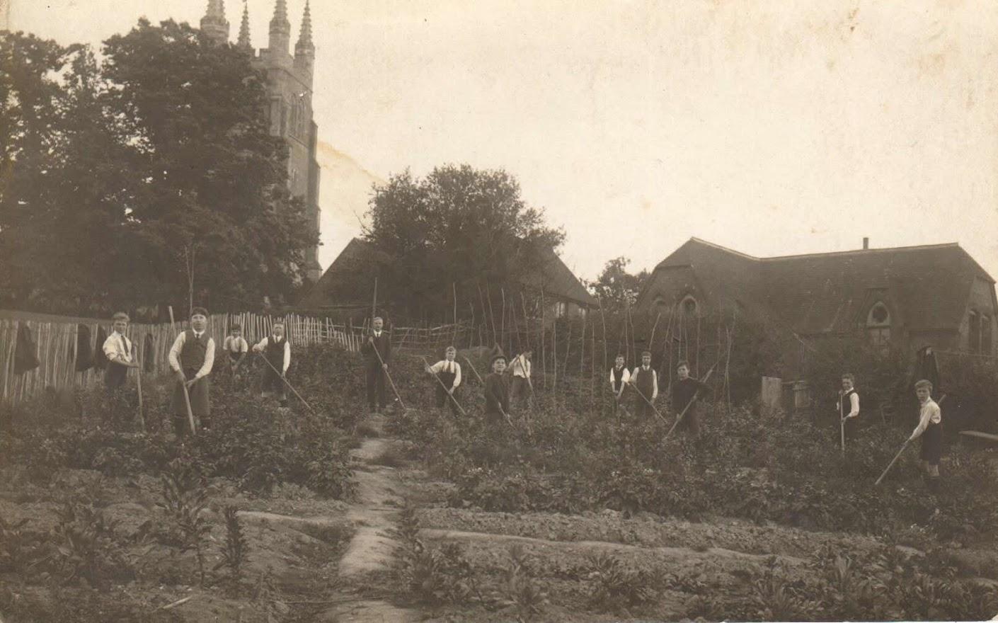 Schools in Tenterden Archive
