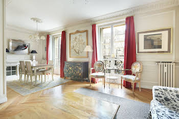 Appartement meublé 5 pièces 87,19 m2