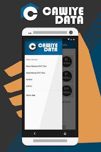 Cawiye Data - náhled