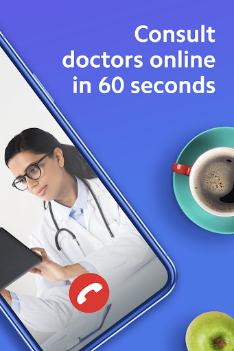 Practo - Consult Doctors Online & Book Appointment screenshot 2