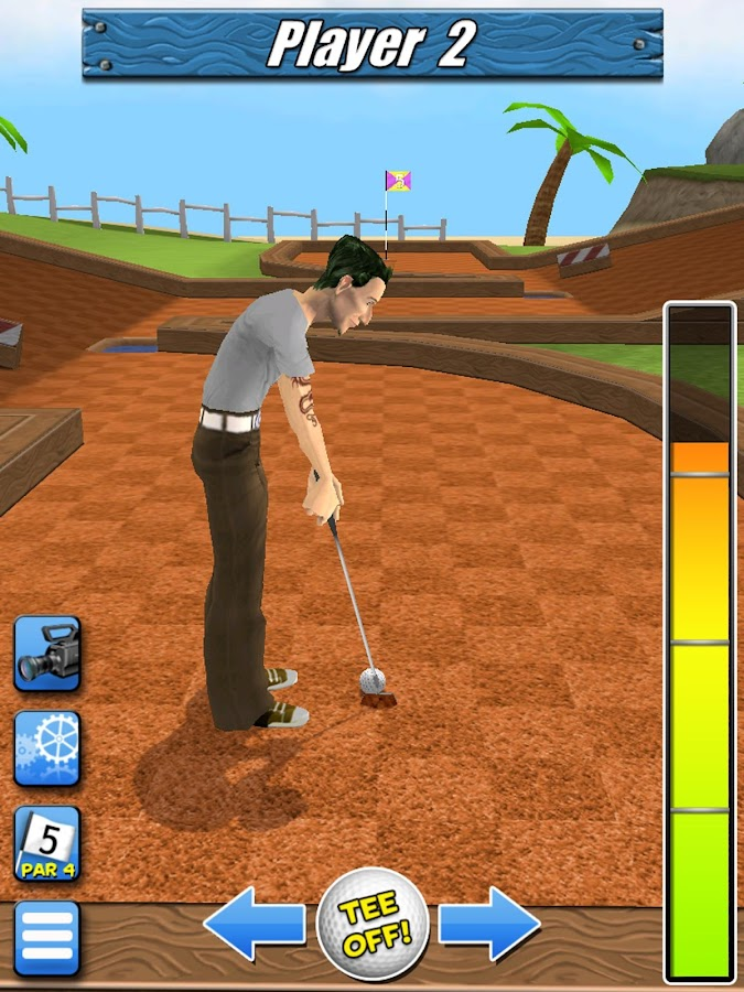 My Golf 3D- screenshot