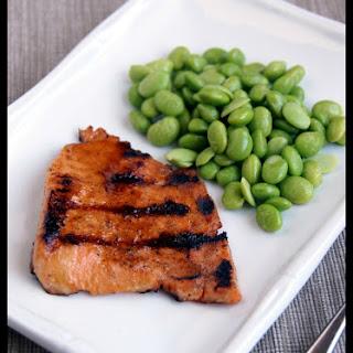 Honey Glazed Grilled Salmon Recipe