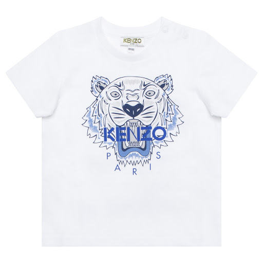 Primary image of Kenzo Kids Baby Tiger T-shirt