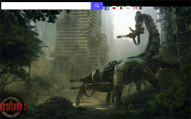 Wasteland 2 Game HD Wallpapers New Tab.