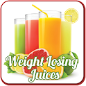 Weight Losing Detox Juices icon
