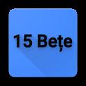 15 Bețe icon