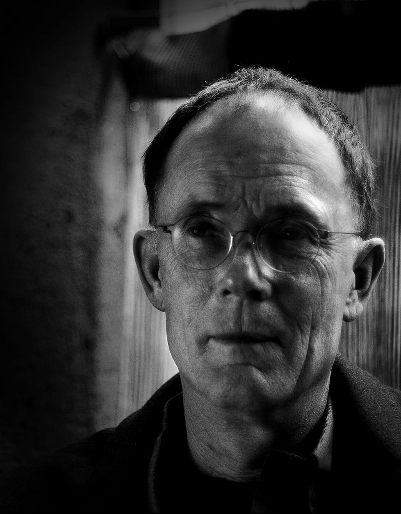William Gibson. Image: WIKIPEDIA