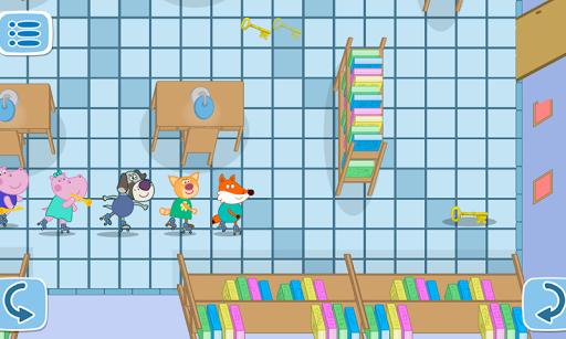 School adventures: Snake filehippodl screenshot 15
