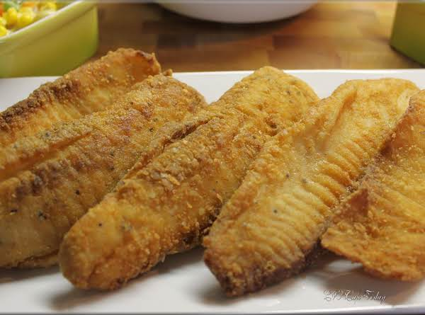 Tilapia With A Neo-soul Touch Recipe