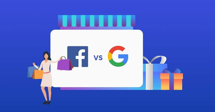 [INFORGRAPHIC] Facebook vs. Google