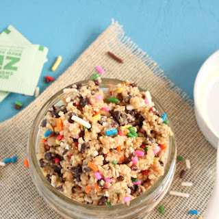 Healthy Raw Cookie Dough.