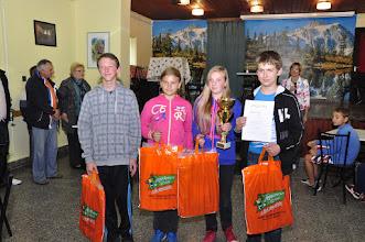 Photo: A győztes Hetvehely csapata
