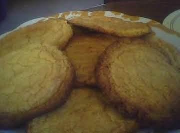 Pucker Me Up Lemon Cookies