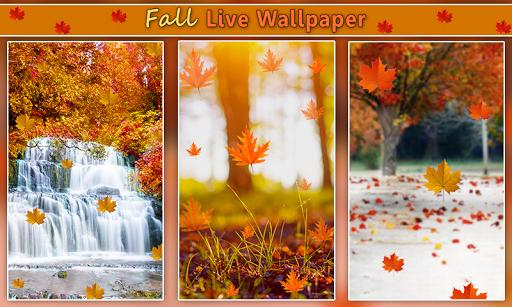 Fall Live Wallpaper 1.0.4 screenshots 1
