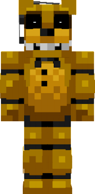 Golden Freddy (Minecraft FNAF)