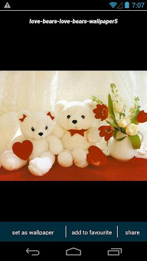 Love Bears Wallpapers