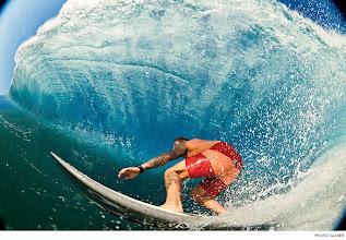 Photo: Photo of the Day: Derek Dunfee, Puerto Escondido. Photo: Glaser #Surfer #SurferPhotos