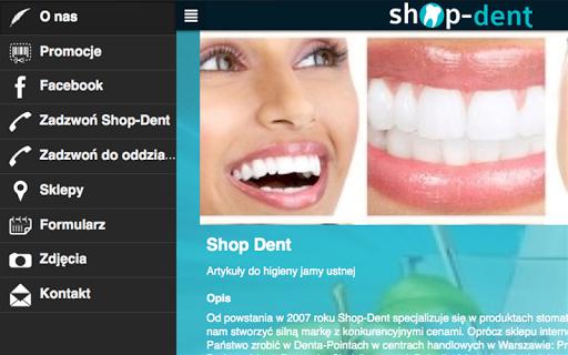 【免費娛樂App】Shop-Dent-APP點子