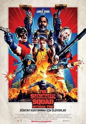The Suicide Squad: İntihar Timi - The Suicide Squad (2021)
