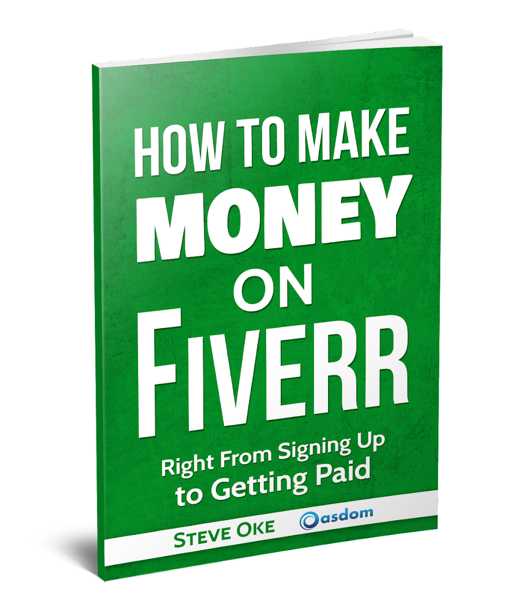 Learn how to make money on fiverr from signing up to getting paid