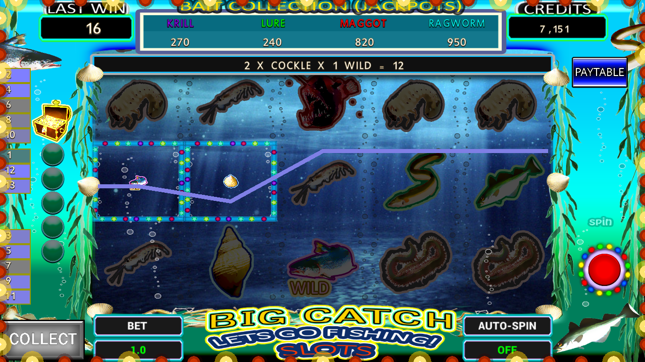 Big catch fishing android apps on google play for Fishing tournament app