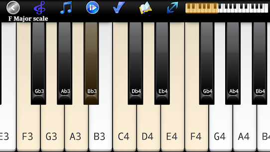 Piano Scales & Chords Pro (Paid) 2