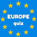 Europe Countries Quiz: Flags & Capitals guess game icon