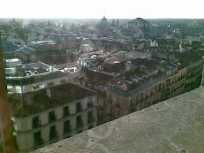 Photo: Los tejados de Madrid desde elcorti de Callao-desde mi Nokia E61i
