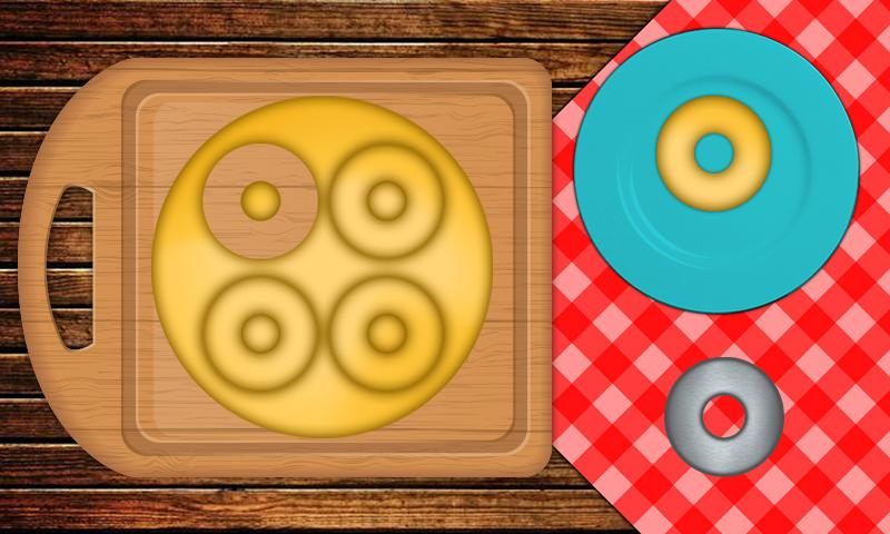 Lunch Box Maker - Donuts Shop YUMMY TO THE TUMMY- screenshot