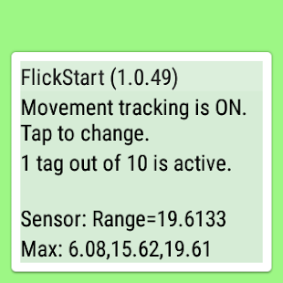 FlickStart- screenshot thumbnail