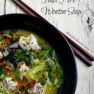 Pork Bok Choy Soup Recipes.