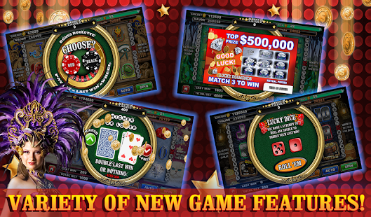 Slots Odyssey Vegas Riches- screenshot thumbnail