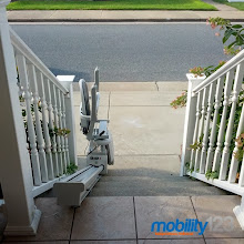 Photo: Weather Resistant Stairlift | NJ