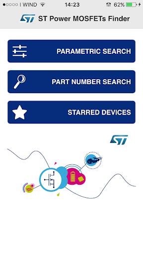 ST MOSFETs Finder