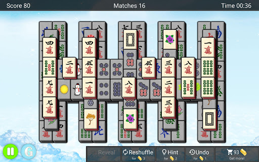 Mahjong apktram screenshots 19
